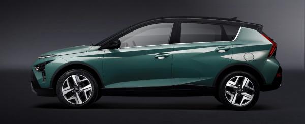 Bayon on Hyundain uusi B-segmentin SUV ja se tarjoaa asiakkaille yhä enemmän valinnanvaraa.
